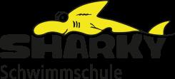 Logo: Sharky Schwimmschule