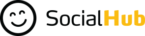 Logo: Social Hub