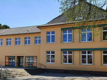 Dekoratives Bild: Erich-Kästner-Schule